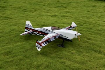 "NEW Skywing 74"" Edge 540 V2-C Grey Printed"